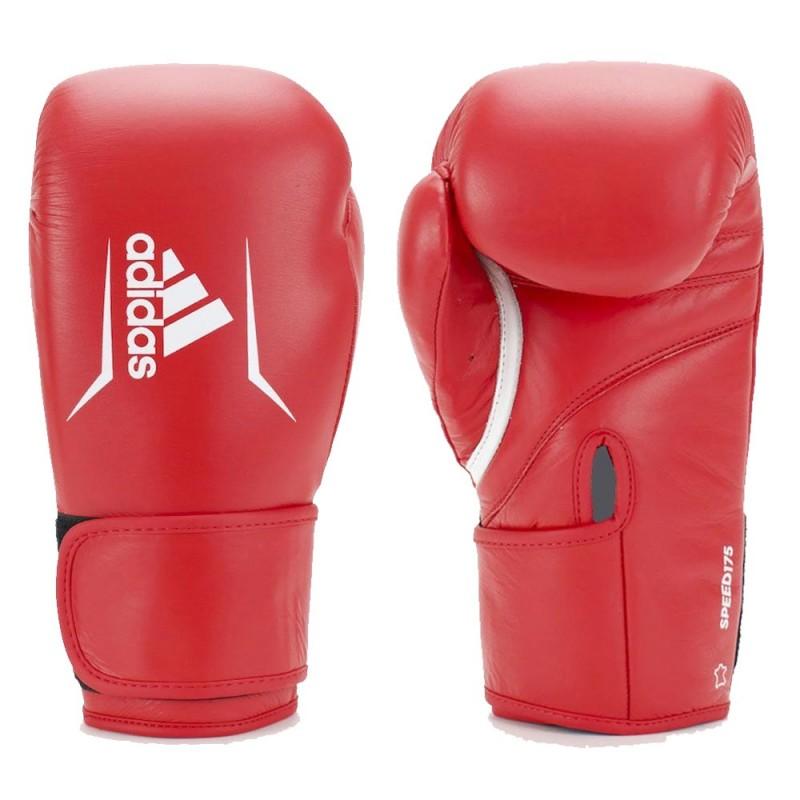 Adidas Speed 175 Boxhandschuhe Rot
