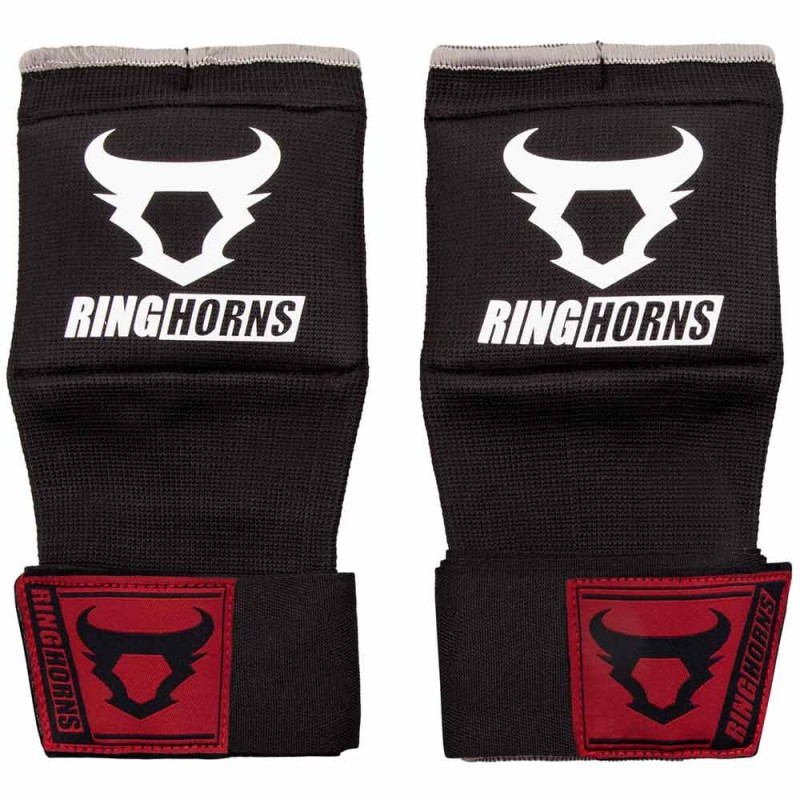 Ringhorns Charger Handwraps Black