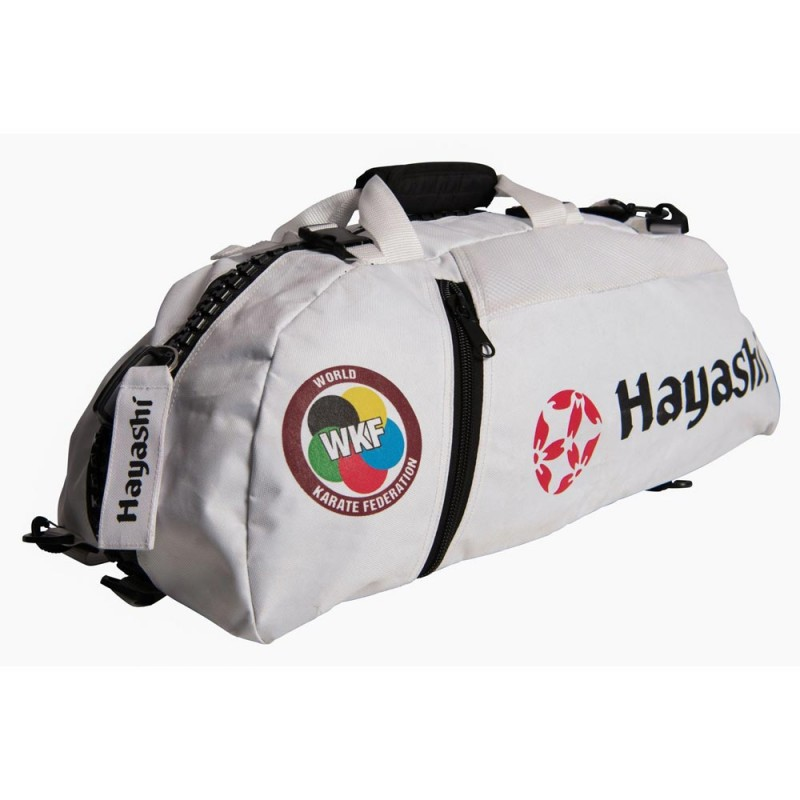 Hayashi wkf Rucksack Tasche 67cm Weiss