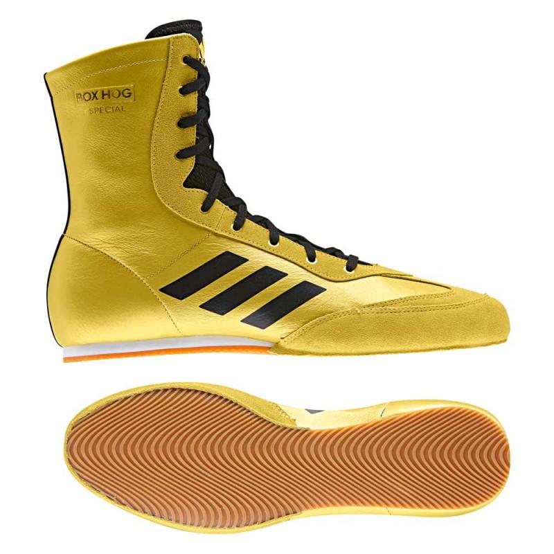 Adidas Box Hog x Special Boxstiefel Gold BC0355
