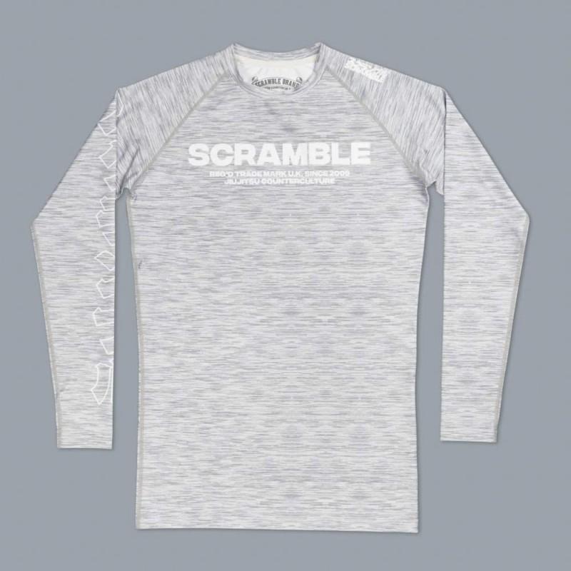 Scramble BASE Rashguard grau