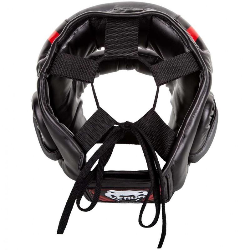 Venum Elite Iron Headgear Black
