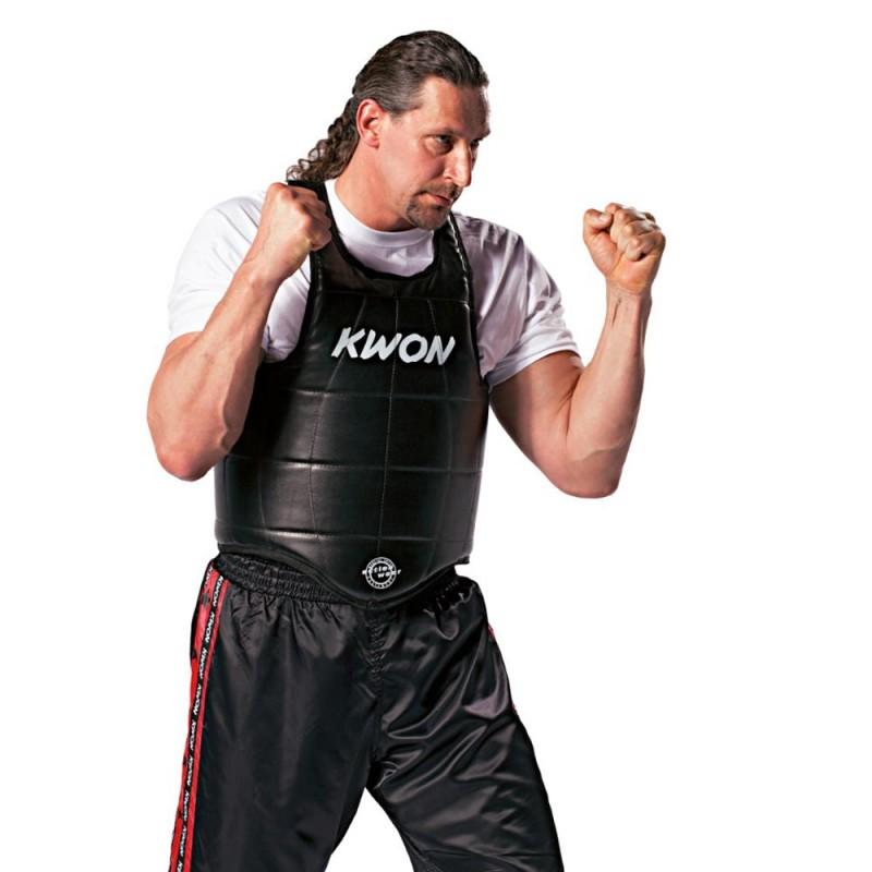 Kwon Wu Shu Double Kampfschutzweste