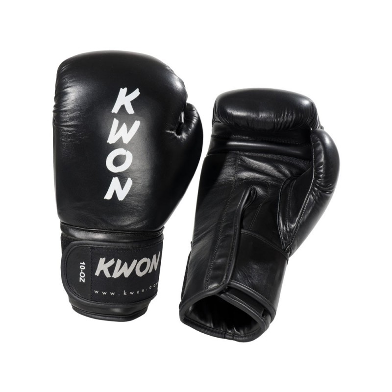 kwon ergo champ boxhandschuhe 10oz schwarz g nstig kaufen. Black Bedroom Furniture Sets. Home Design Ideas
