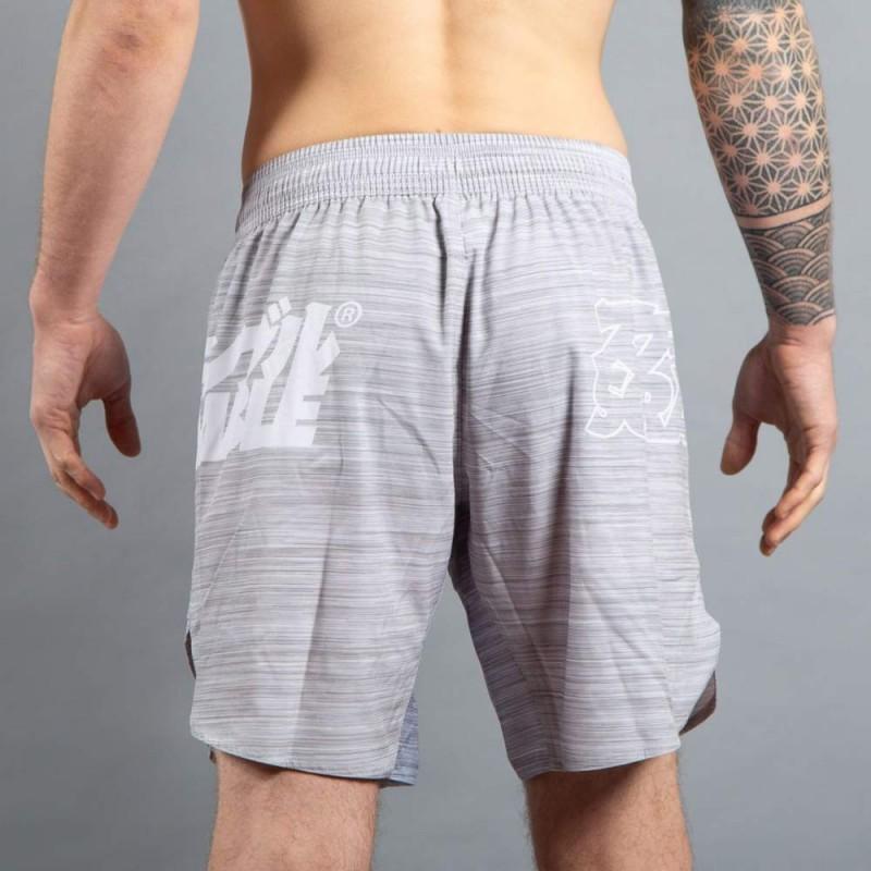 Scramble Core Shorts grau
