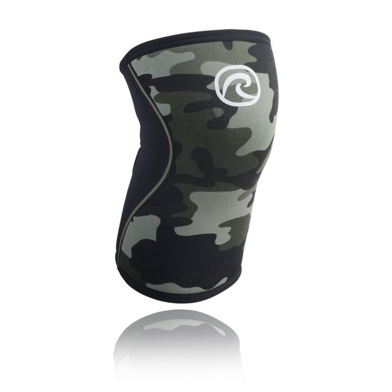 Rehband RX Knee Sleeve Camo Black