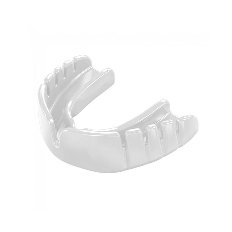 Adidas Opro Gen4 Snap Fit Zahnschutz White Senior