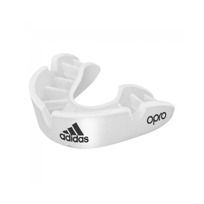 Adidas Opro Gen4 Bronze Edition Zahnschutz White Junior