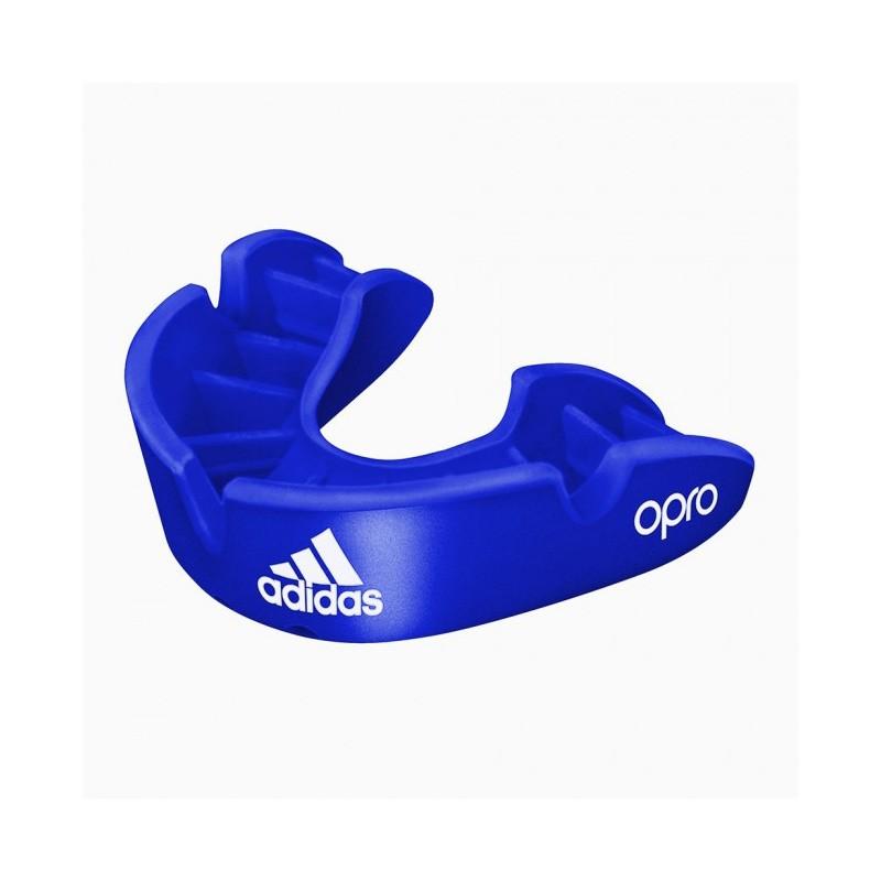 Adidas Opro Gen4 Bronze Edition Zahnschutz Blue Junior