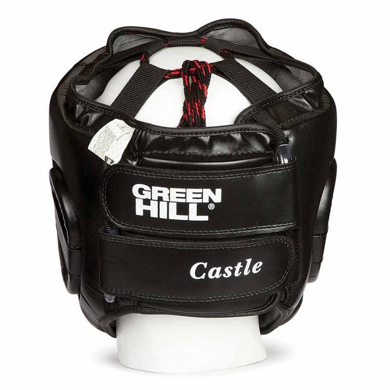 Green Hill Castle Kopfschutz Schwarz