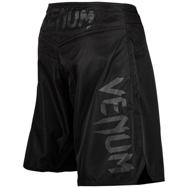 Venum Light 3.0 Fightshorts Black Black