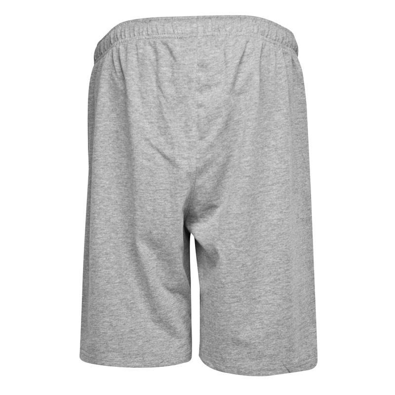 Benlee Basic Men Jersey Shorts Marl Grey