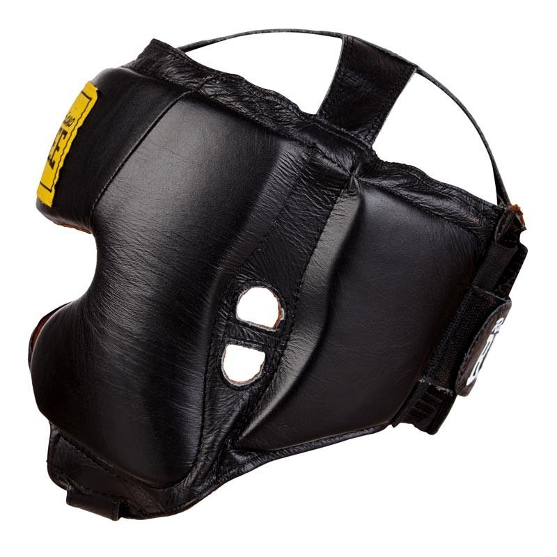 Benlee Tyson Leather Headguard Black