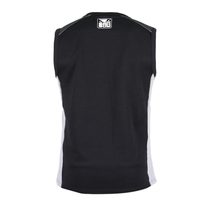 Abverkauf Bad Boy Force Jersey T-Shirt SL Black Grey