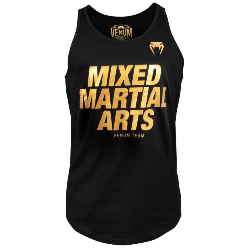 Venum MMA VT Tank Top Black Gold