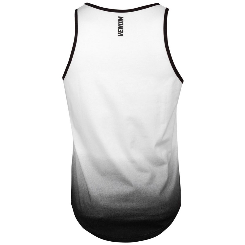 Venum Jiu Jitsu VT Tank Top White Black