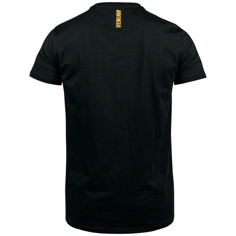 Venum Muay Thai VT T-Shirt Black Gold