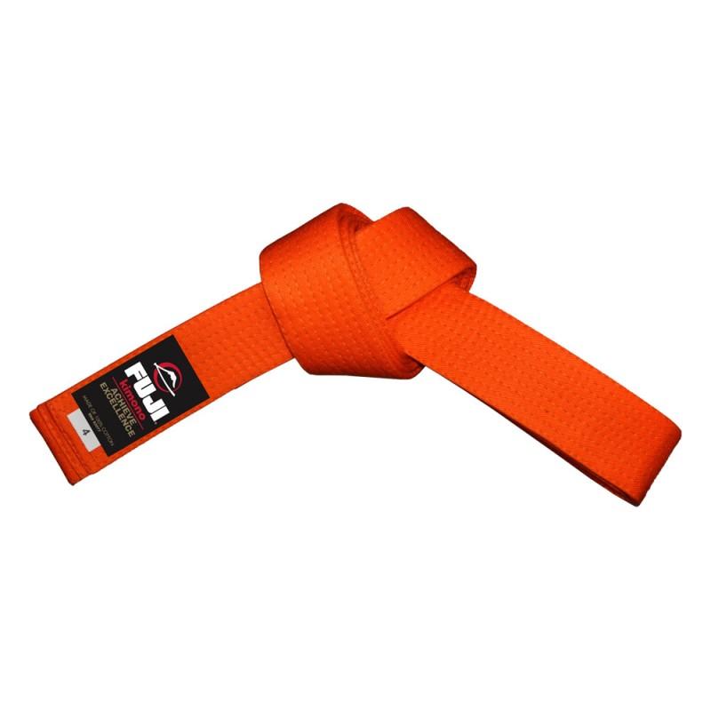 Fuji Sports Judo Belt Orange