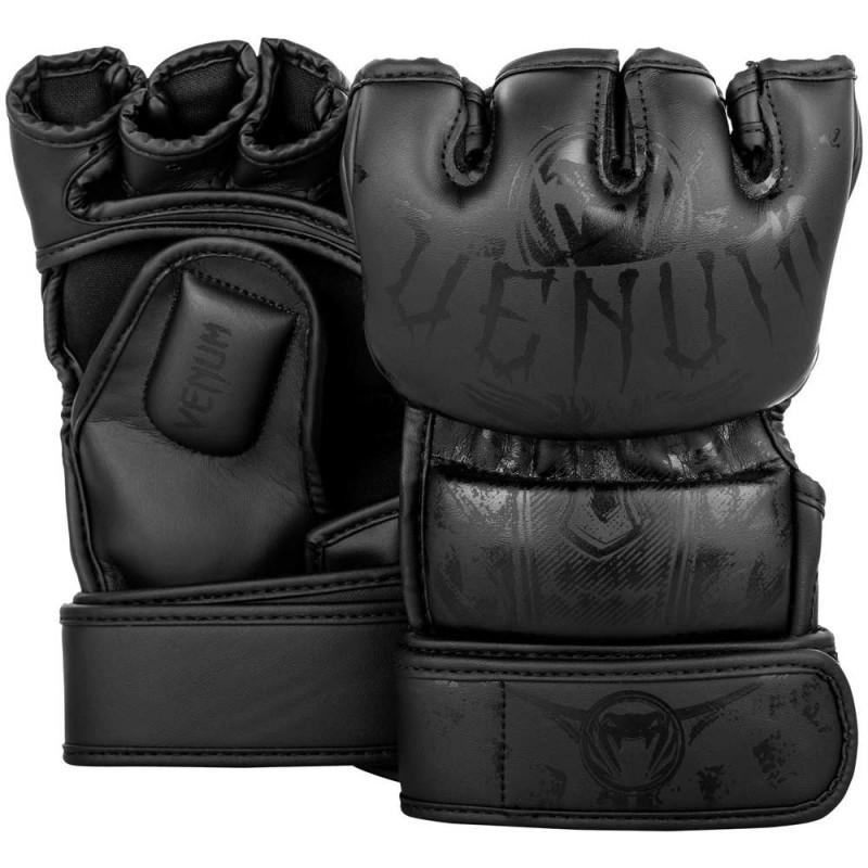 Venum 0074 3.0 MMA Gloves Matte Black