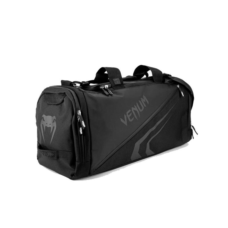 Venum Trainer Lite Evo Sports Bag Black Black