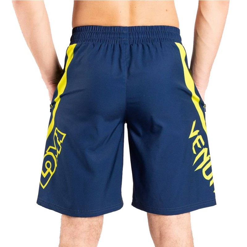 Venum Origins Training Shorts Loma Edition Blue