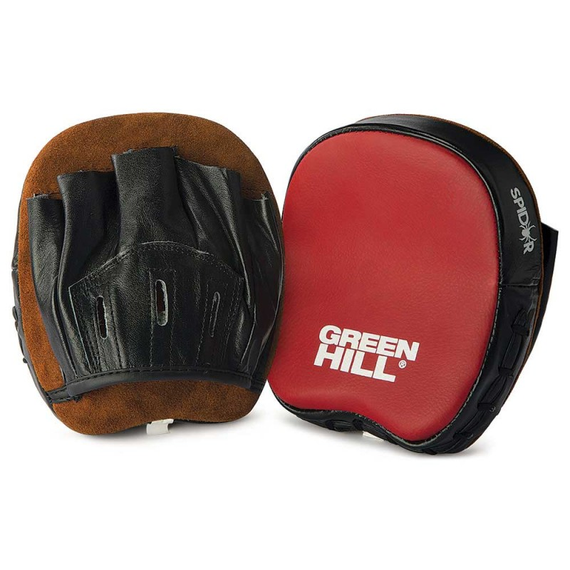 Green Hill Spider Focus Mitts