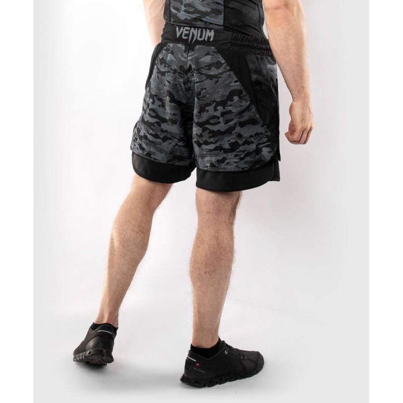 Venum Defender Fightshort Dark Camo