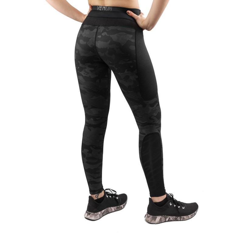 Venum Defender Leggings schwarz schwarz
