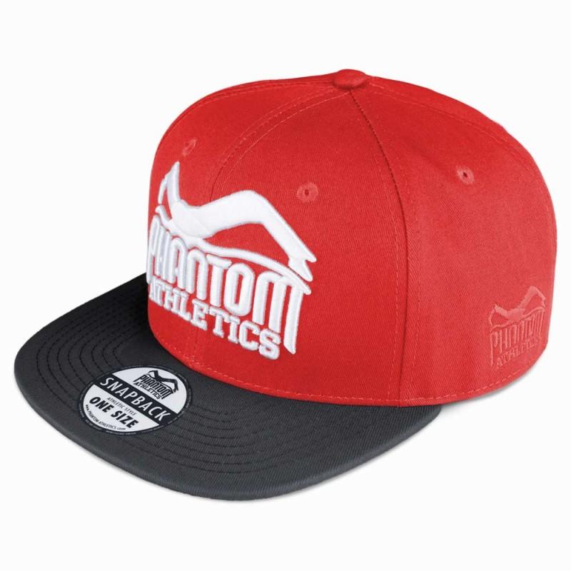 Phantom Athletics Cap Team Red Black