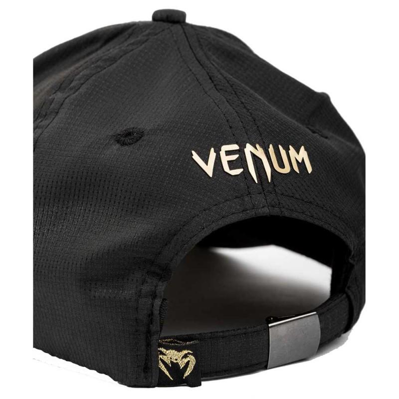 Venum Club 182 Cap schwrz gold