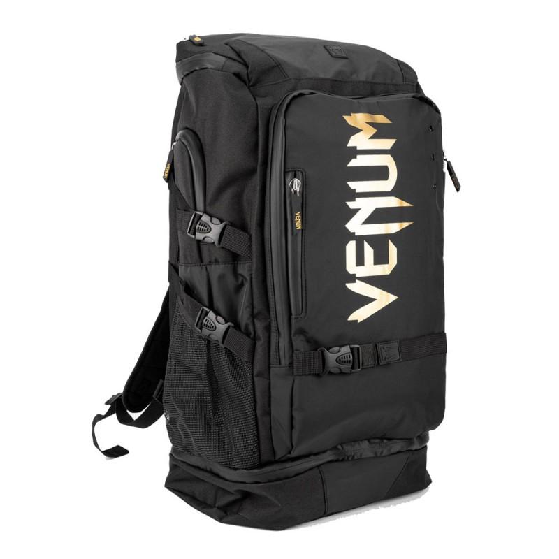 Venum Challenger Xtrem Evo Rucksack schwarz gold