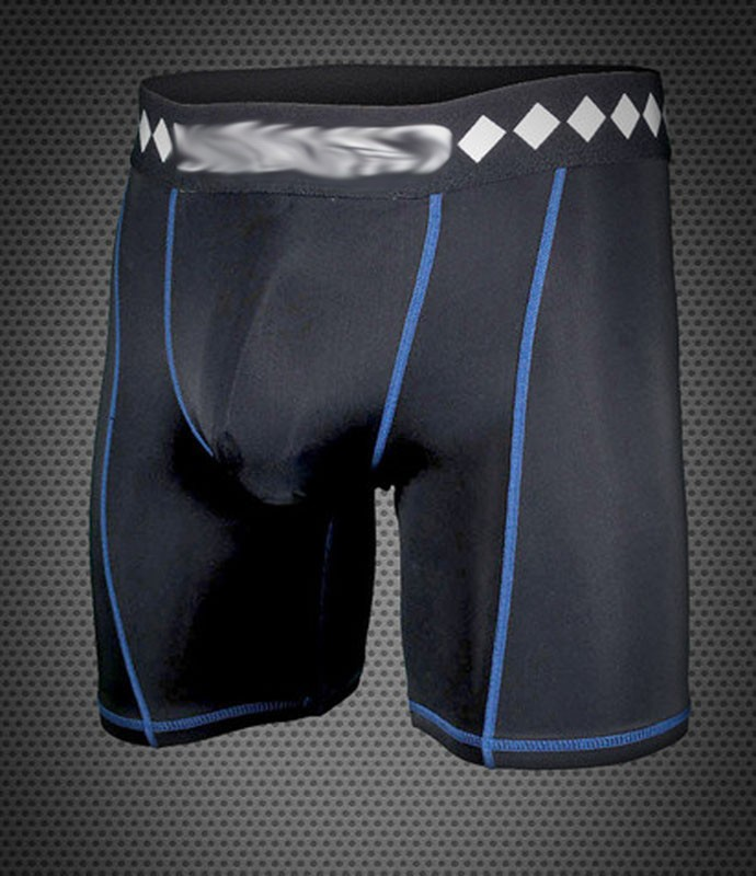 Abverkauf Diamond MMA Compression Jock Short