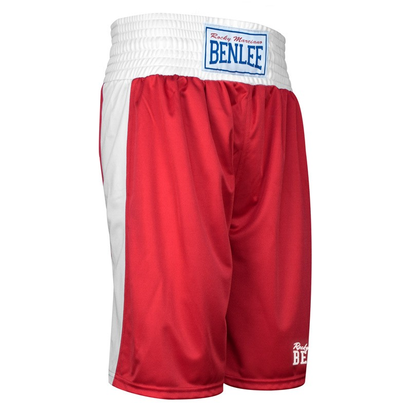 Abverkauf Benlee Amateur Fight Boxing Trunks Red