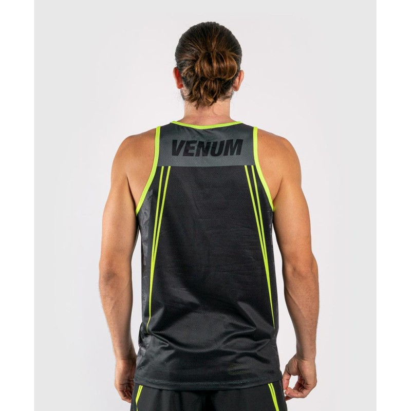 Venum Aero 2.0 Tank Top schwarz neongelb
