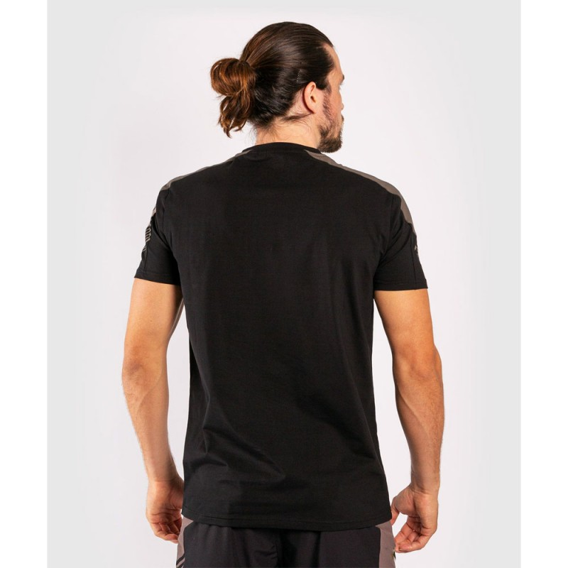 Venum Cargo T-Shirt schwarz grau