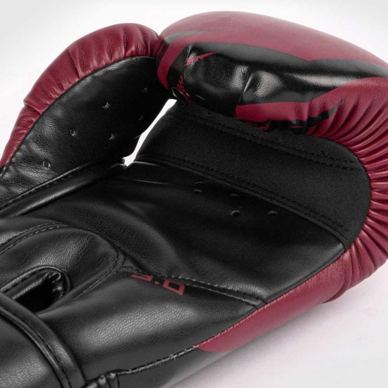 Venum Challenger 3.0 Boxhandschuh bordeaux schwarz