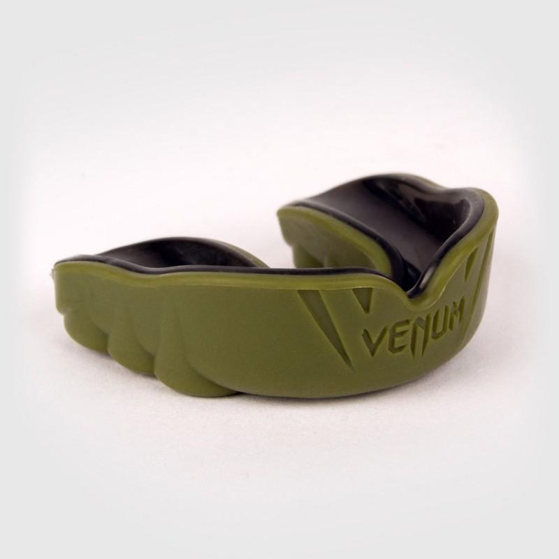 Venum Challenger Zahnschutz khaki schwarz