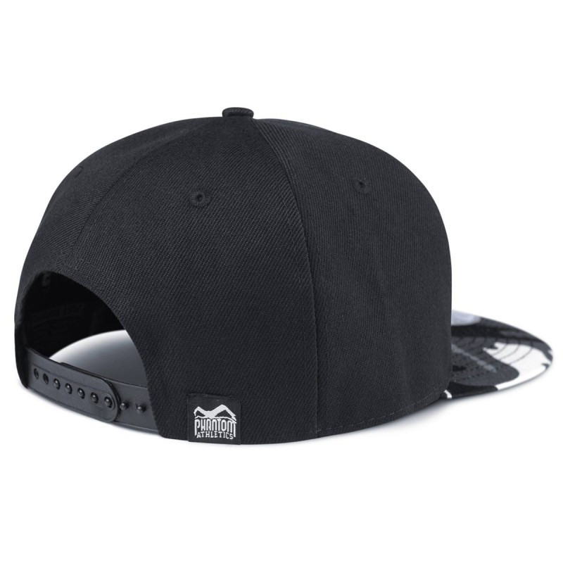 Phantom  Cap Team Black Camo