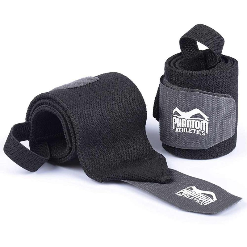 Phantom Tactic Wristwraps Black