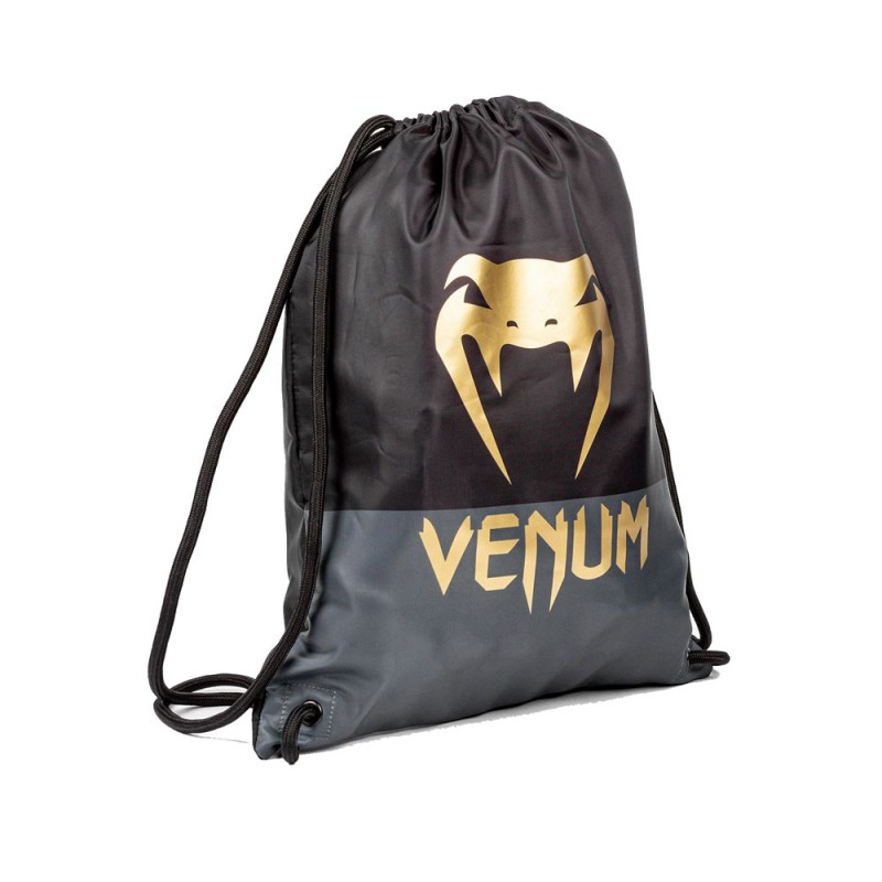 Venum Classic Drawstring Bag Black Bronze