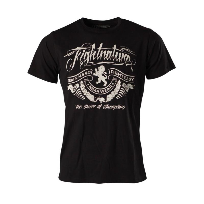 Fightnature Train Hard T-Shirt