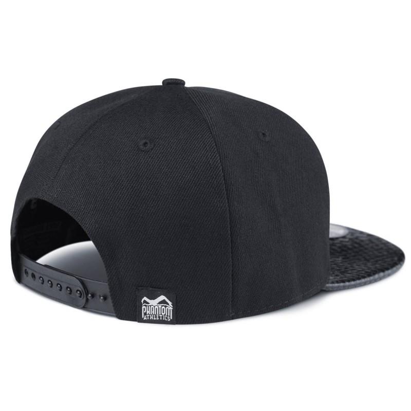Phantom  Cap Team Black Croco