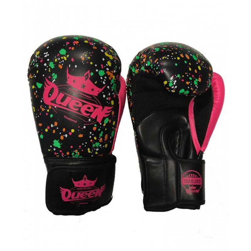 Queen Splatter Boxing Gloves Skintex