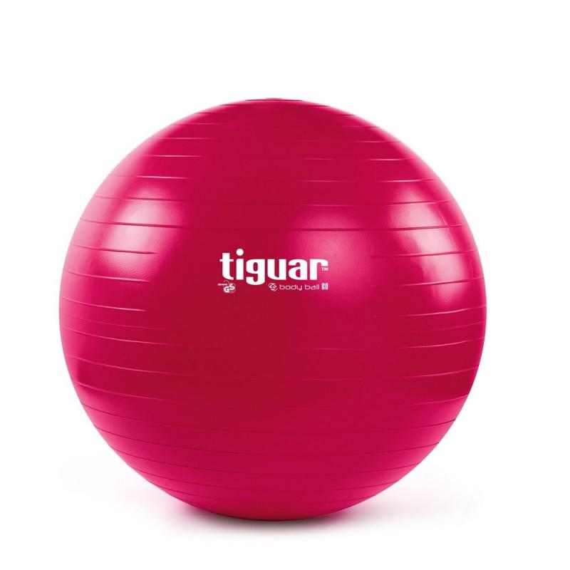 Tiguar Gymnastikball 3S 60cm rot