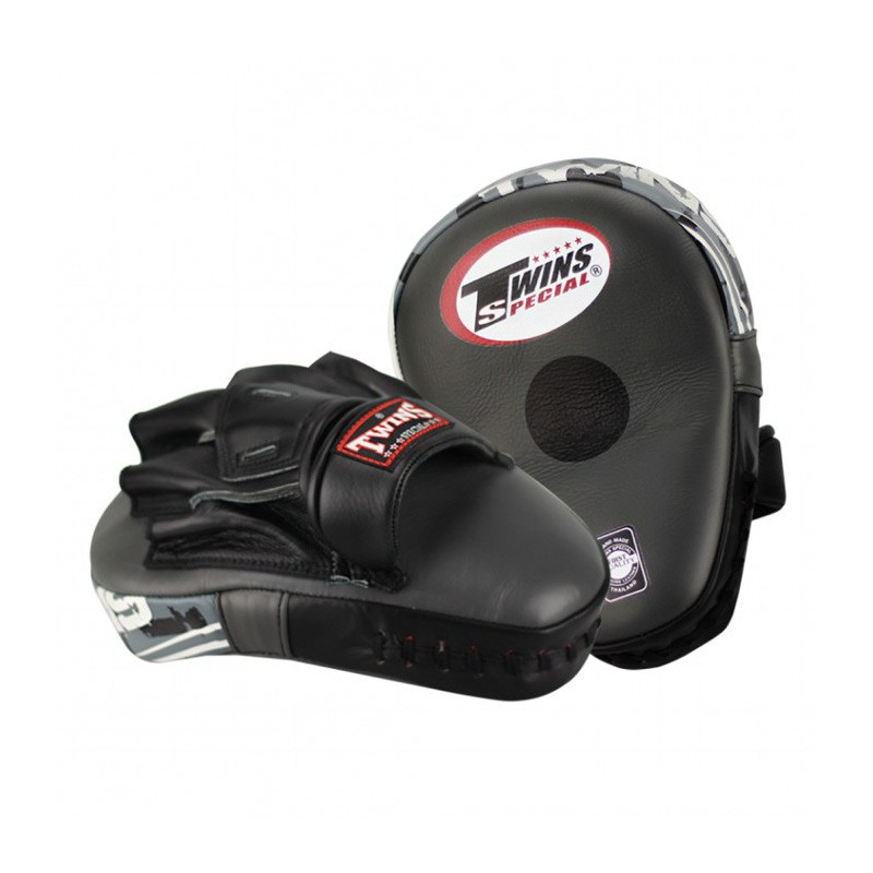 Twins Punching Mitts Leather PML15