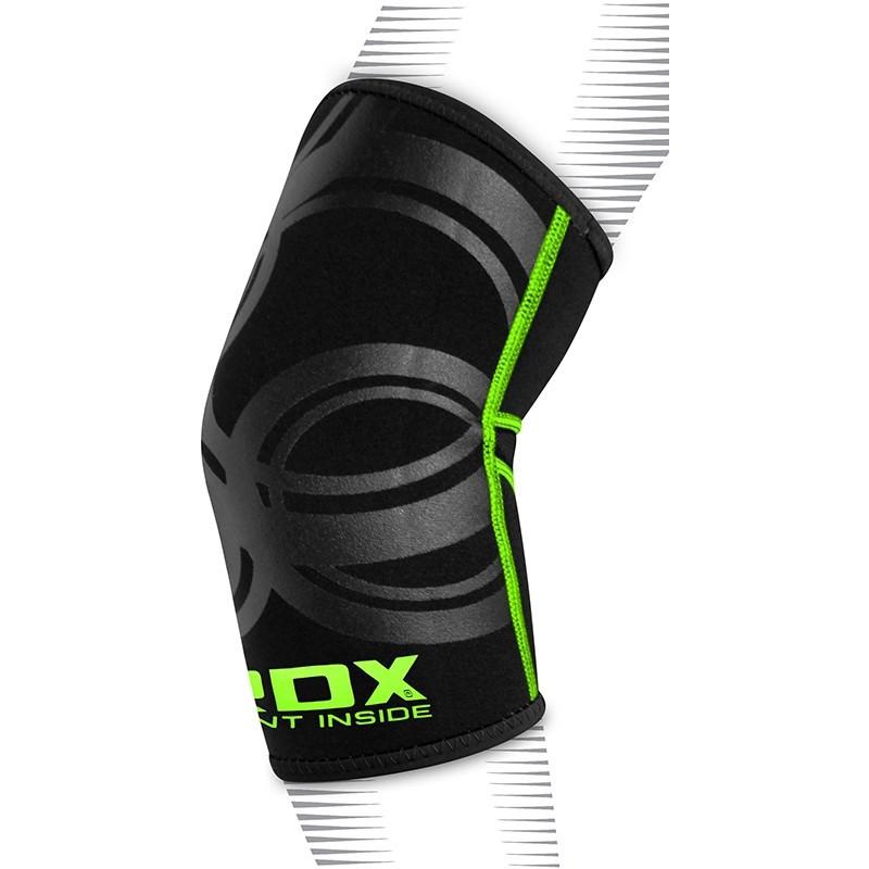 RDX Ellbogenbandage NEO PRENE grün