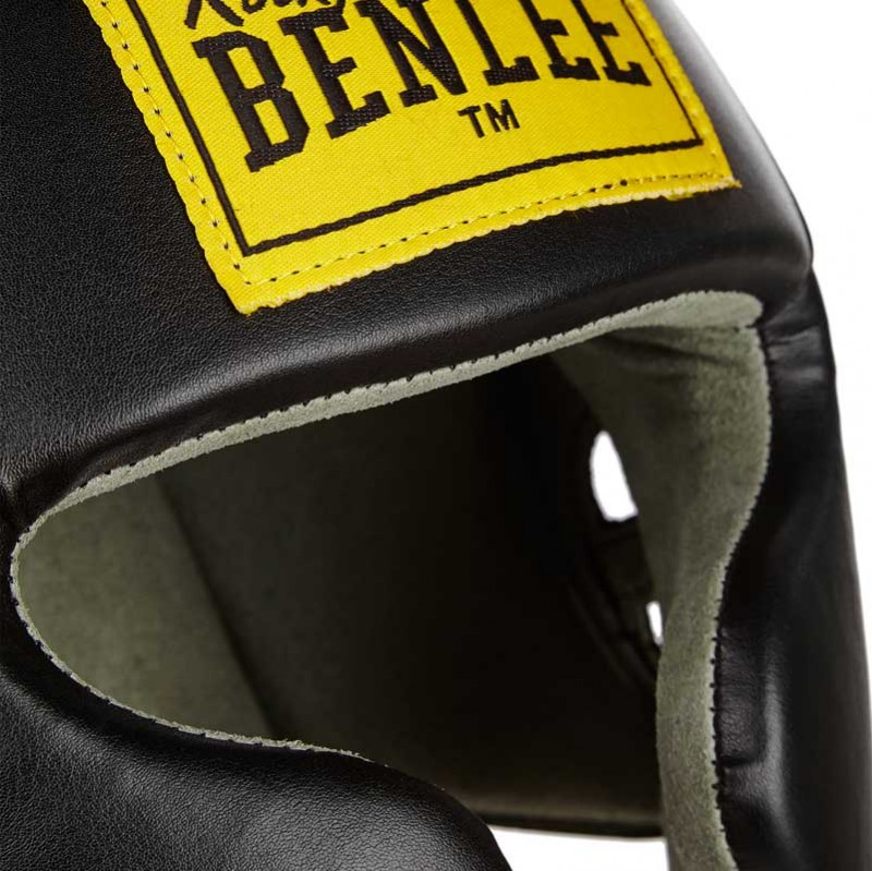 Benlee Mike Head Guard Art Leather