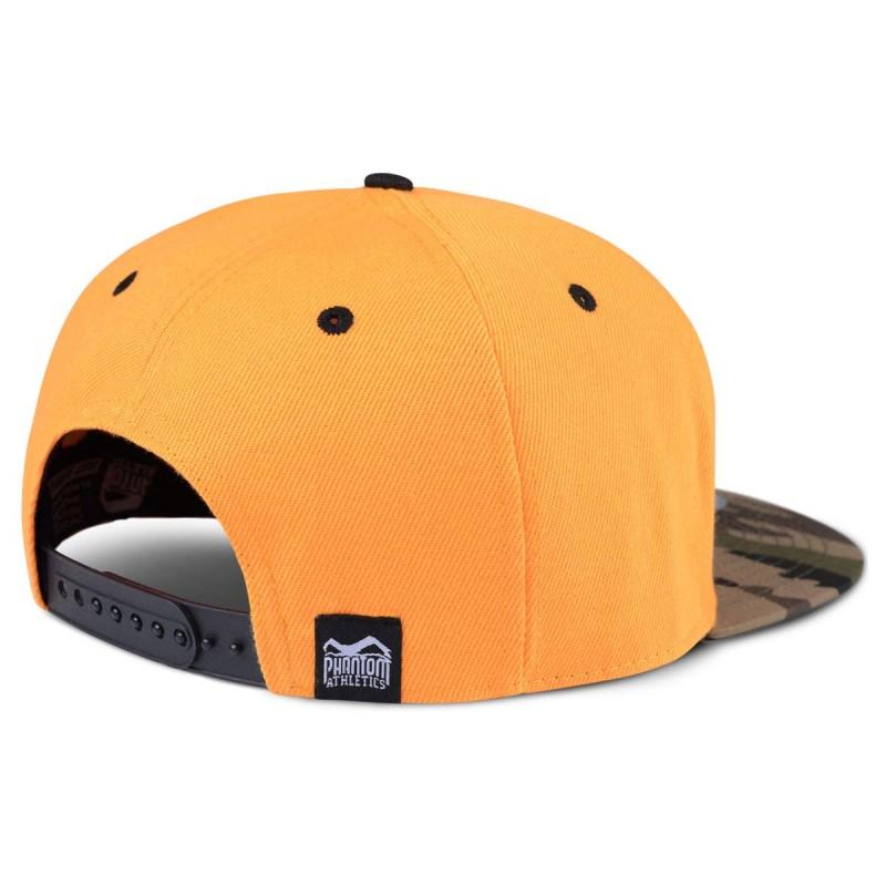 Phantom  Cap Team Orange Camo