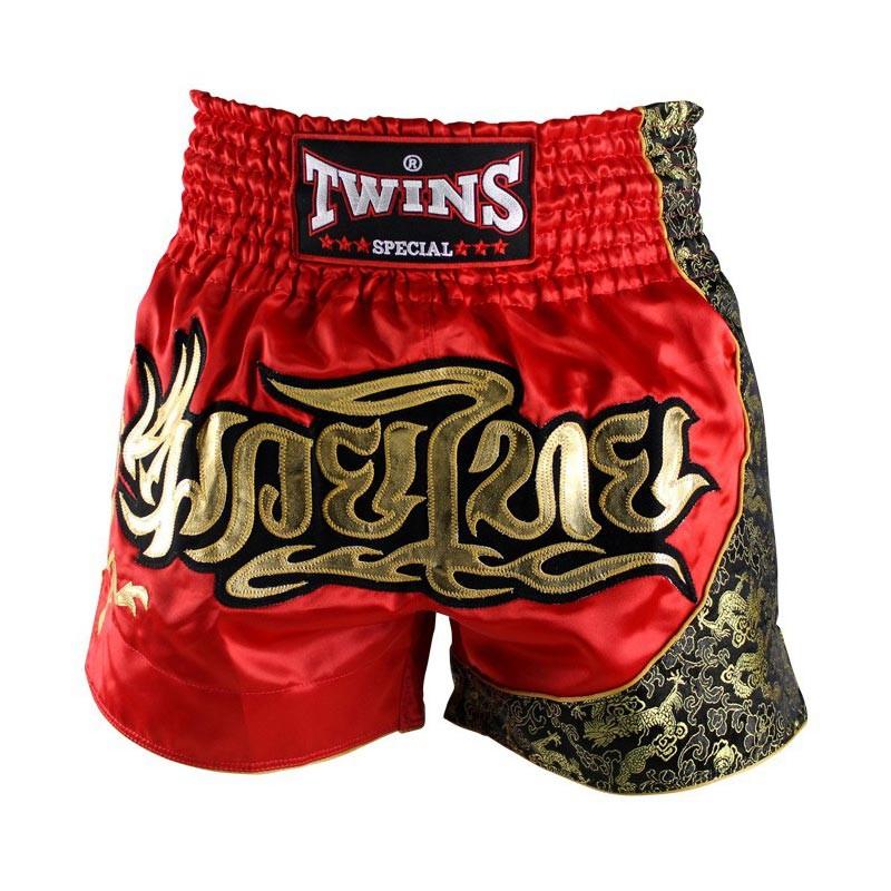 Twins Fancy Thaiboxing Fightshorts TTBL 70