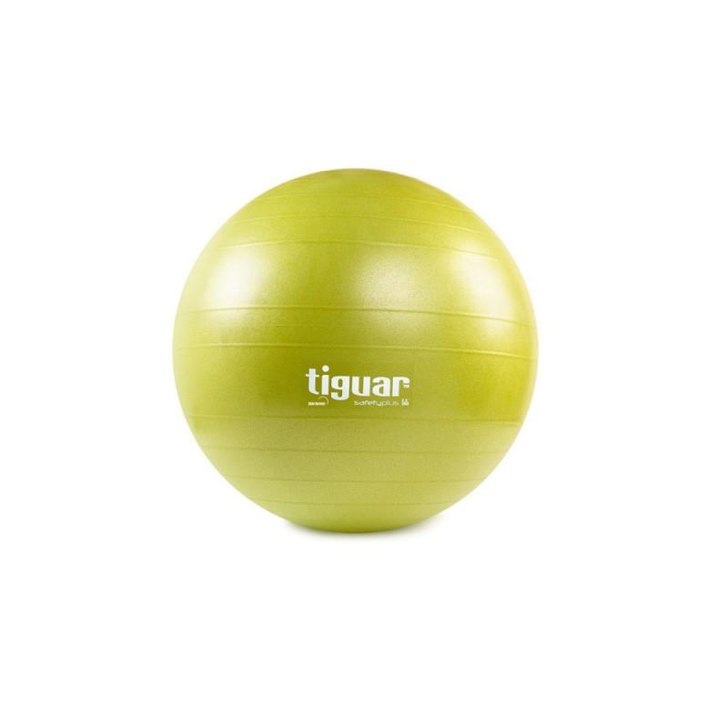 Tiguar Gymnastikball Safety plus 55cm Oliv